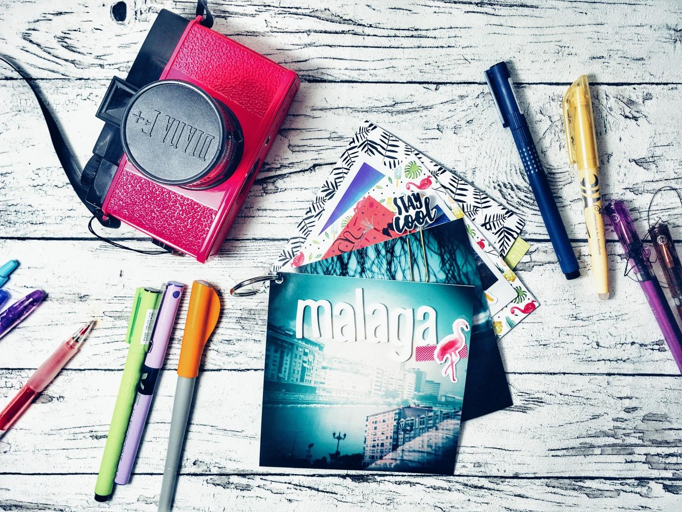PILOT Reisejournal - DIY und FREE Printable